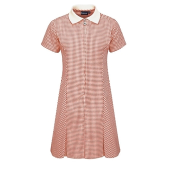 Picture of Gingham Dress Banner - Avon - Up To Age 15