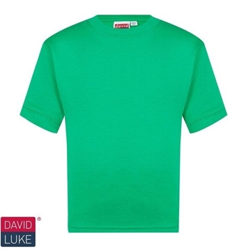 Picture of T-Shirts - Emerald