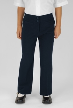 Picture of Girls Trousers - Junior Trutex Twin Pocket