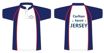 Picture of Carlton Squad - Adult Polo Shirt