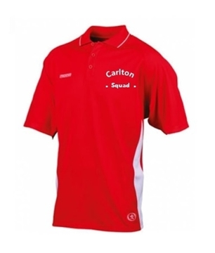 Picture of Carlton Squad - Elite Polo Shirt