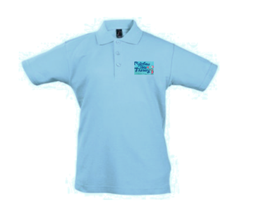 Picture of Polo Shirts - Rainbow Tots