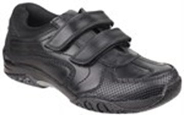 Picture of BOYS SHOES - HUSH PUPPIES 'JEZZA'