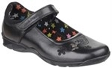 Picture of Girls Shoes - Hush Puppies 'CLARE JNR'