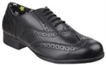 Picture of Girls Shoes - Hush Puppies 'KADA'