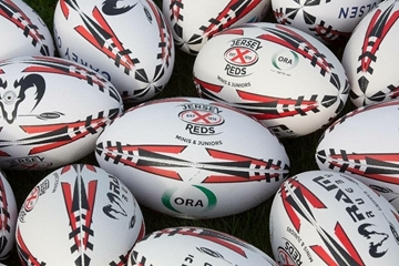 Picture of JRFC M&J Rugby Balls