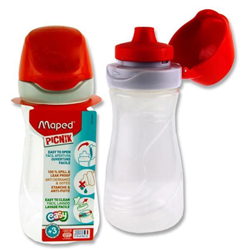 Picture of Origins Range Drink Bottle - Small Red