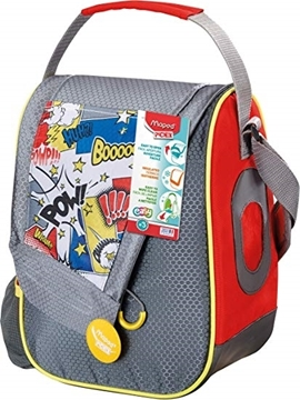 Picture of Concepts Range Lunch Bag - Comic