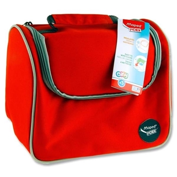 Picture of Origins Range Lunch Bag - Red