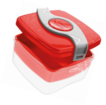 Picture of Origins Range Lunch Box - Red
