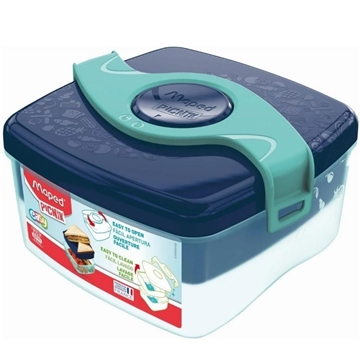 Picture of Origins Range Lunch Box - Blue