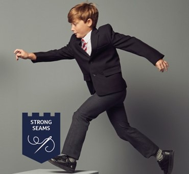 Picture for category What's my size? Junior boys trouser fitting guide