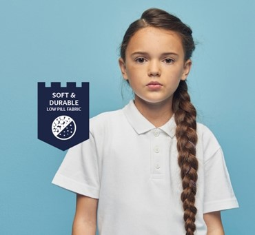 Picture for category What's my size? Poloshirt and sweatshirt fitting guide