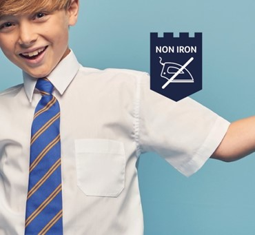 Picture for category What's my size? School shirt fitting guide