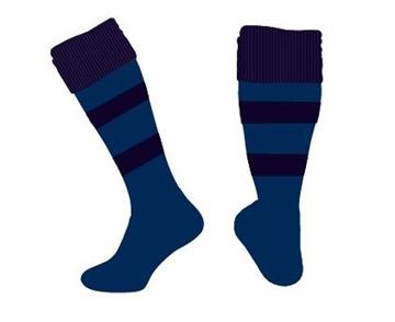 Picture of De La Salle Games Sock