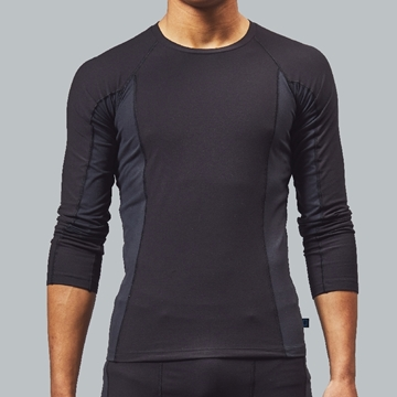 Picture of JUCO Base layers top - Navy