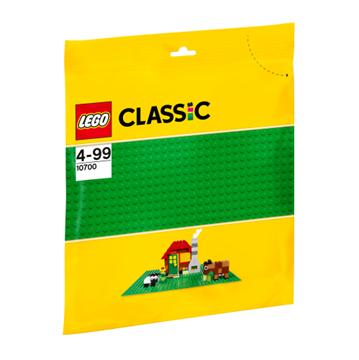 Picture of 10700 Green Baseplate