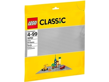 Picture of 10701 Grey Baseplate