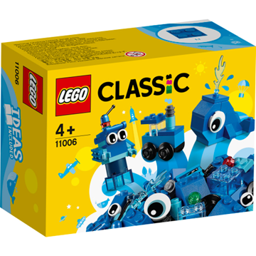 Picture of 11006 Creative Blue Bricks