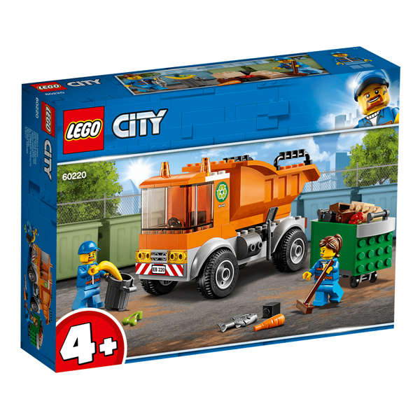 Picture of 60220 Garbage Truck