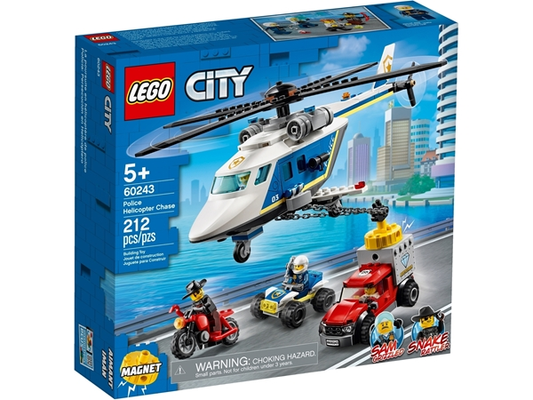 Picture of 60243 Police Helicopter Chase