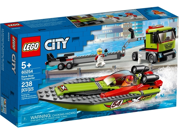 Picture of 60254 Race Boat Transporter