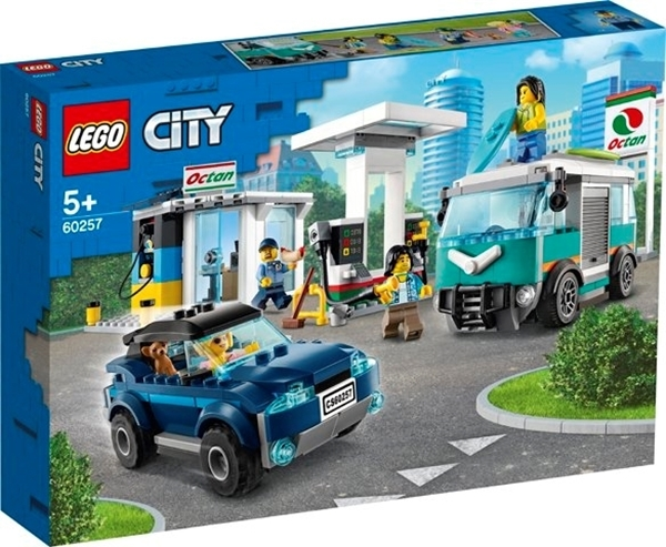 Picture of 60257 Service Station