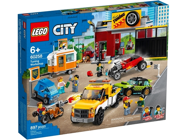 Picture of 60258 Tuning Workshop
