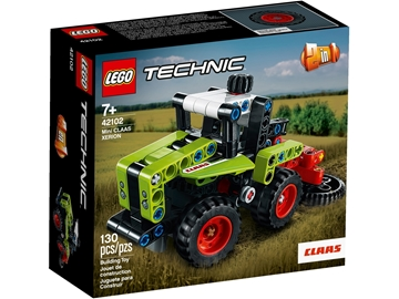 Picture of 42102 Mini CLAAS XERION