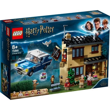 Picture of 75968 4 Privet Drive