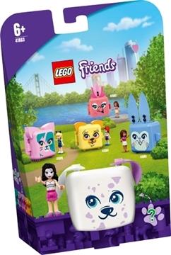 Picture of 41663 Emma's Dalmatian Cube