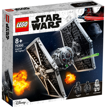 Picture of 75300 Imperial TIE Fighter™