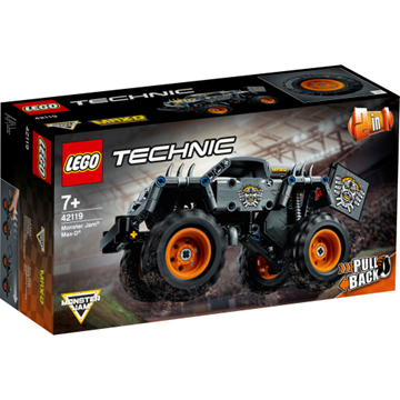 Picture of 42119 Monster Jam® Max-D®