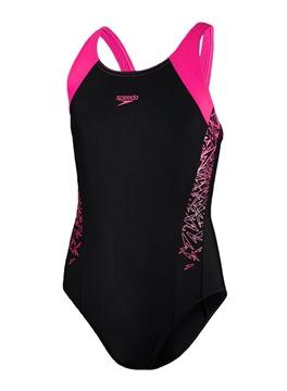 Picture of Speedo swimming costume Black/Pink