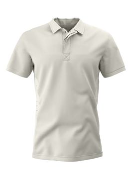 Picture of Radial Cricket White Polo Shirt