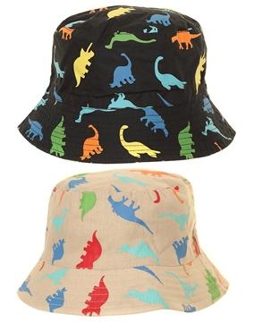 Picture of Dinosaur Print Sun Hat