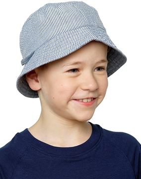 Picture of Children's Striped Sun Hat