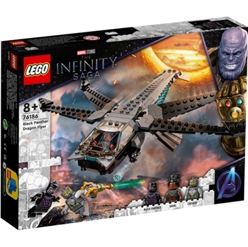Picture of 76186 Black Panther Dragon Flyer