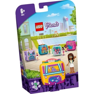 Picture of 41671 Andrea's Swimming Cube