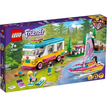Picture of 41681 Forest Camper Van and Sailboat