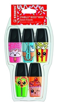 Picture of Stabilo Highlighters - Mini Boss
