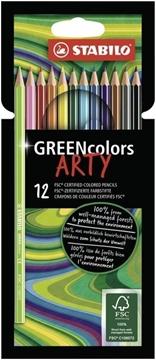 Picture of Stabilo GREENcolors