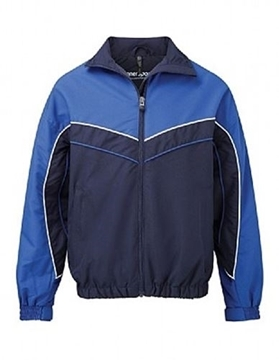 Picture of Cruise Tracksuit Top - Royal/Navy